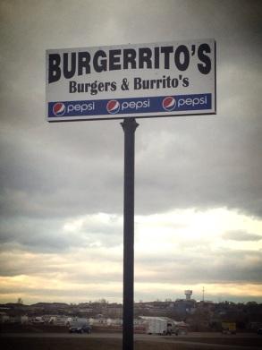 Burrgerito's