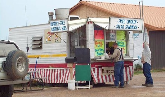 Burgerrito's food truck
