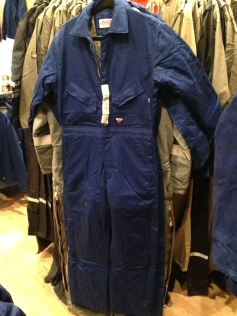 Coverall FRC's
