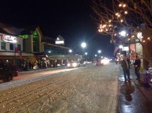 Parade of Lights Watford City