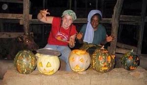 Halloween in Tanzania