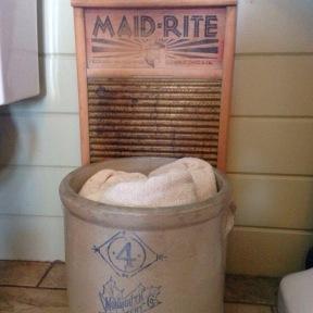 Towels.