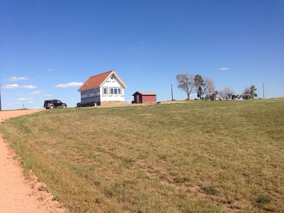 homestead in North Dakota