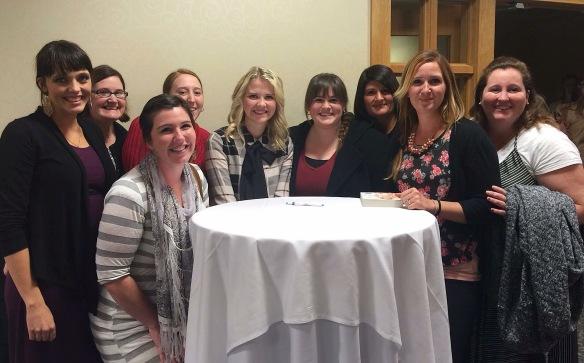 North Dakota women meet Elizabeth Smart