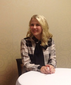 Elizabeth Smart in North Dakota