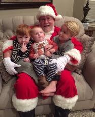 Grandpa/Santa!