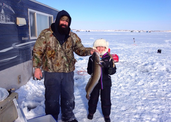 Oil goes boom betsy and the north dakota frontier for North dakota ice fishing